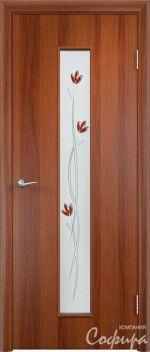 Двери Verda ПО С17(ф) Тюльпан
