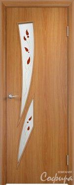 Двери Verda ПО С2 Витраж
