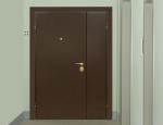 Металлические (тамбурные) двери по индивидуальным размерам