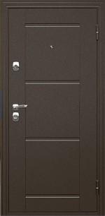 Входная металлическая дверь ДК модель Эстет