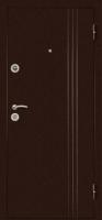Входная металлическая дверь ДК модель Экстра Золотой дуб
